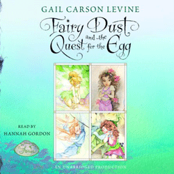 Fairy Dust and the Quest for the Egg Audio