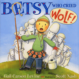 Betsy Who Cried Wolf Cover