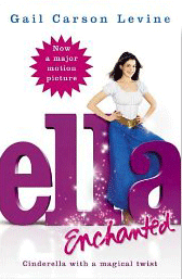 Ella Enchanted Anne Hathaway Cover 1