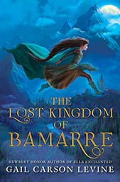 Cover for The Lost Kingdom of Bamarre