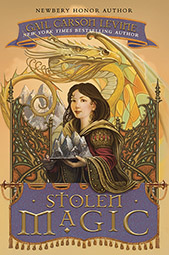 Cover for Stolen Magic