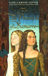 The Two Princesses of Bamarre, best young adult fiction