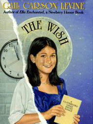 Book Cover for The Wish